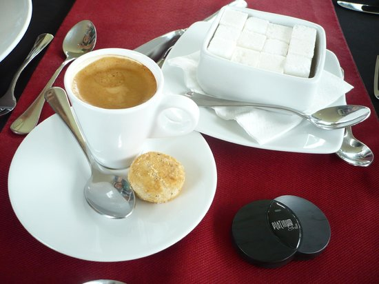 Platinum Grill : Double Expresso