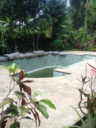 Taman Rahasia Tropical Sanctuary & Spa: empty poo