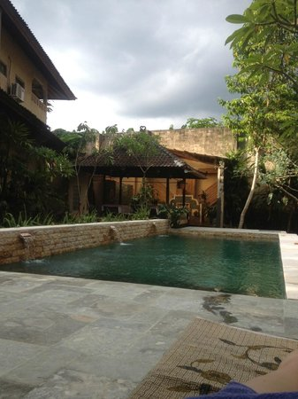 Taman Rahasia Tropical Sanctuary & Spa: the new pool