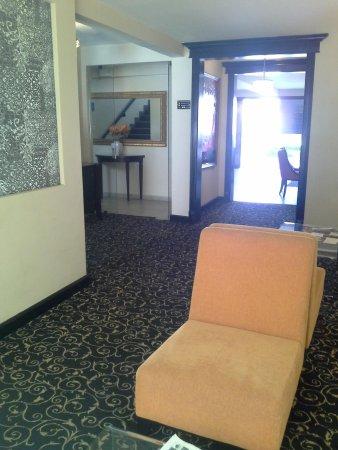 KC Hotel San Jose : Hall