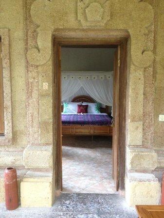 Taman Rahasia Tropical Sanctuary & Spa : large rooms