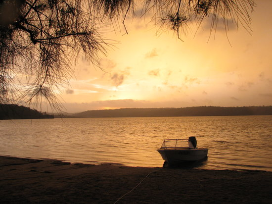 Ingenia Holidays Ocean Lake: Amazing sunsets