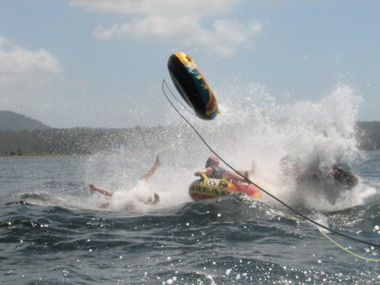 Ingenia Holidays Ocean Lake: Exciting watersports
