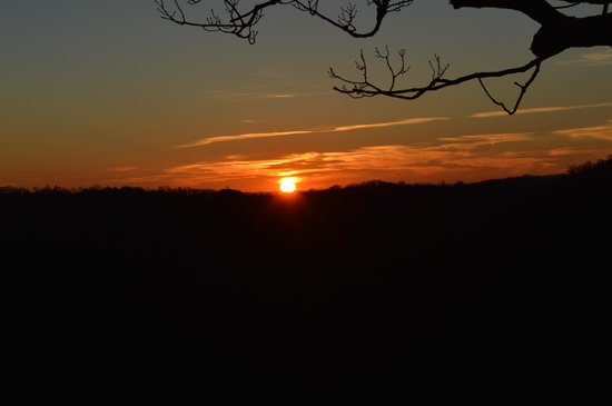 Primland: Sunset