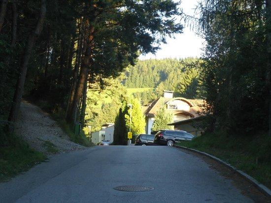 Aldranser Hof: Surroundings
