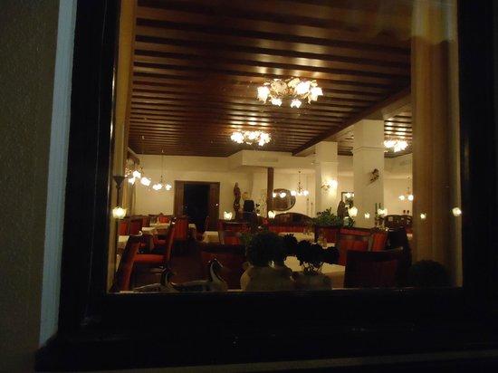 Aldranser Hof: restaurant