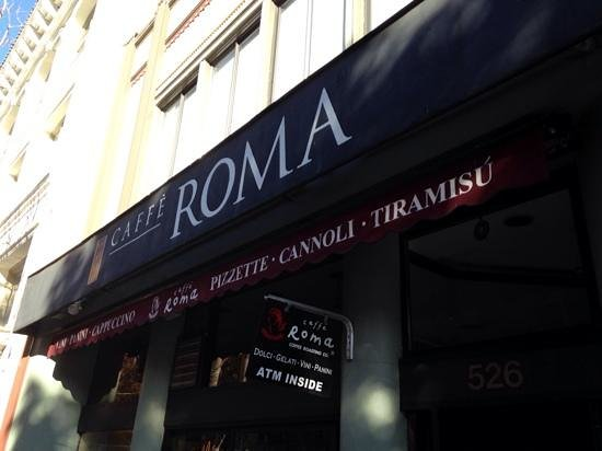 Caffe Roma: We Found it Again