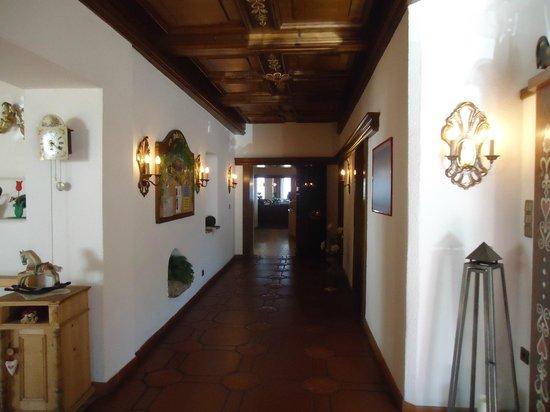 Aldranser Hof : Lobby