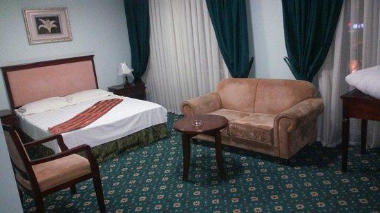 Hotel Sayokhat : Двухместный номер