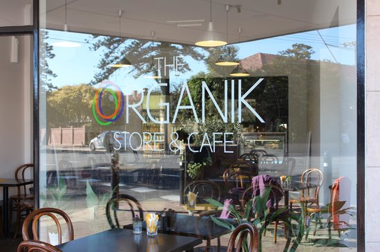The Organik Store & Cafe