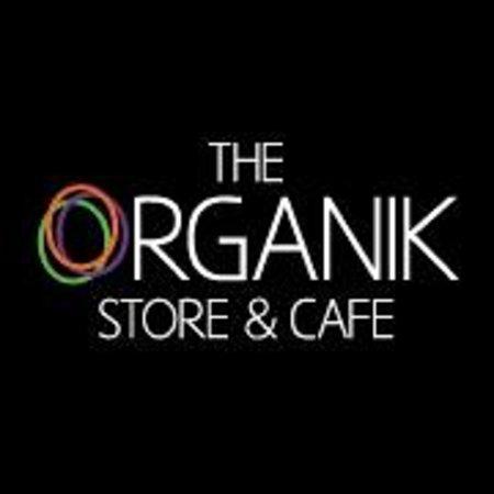 The Organik Store & Cafe: Logo