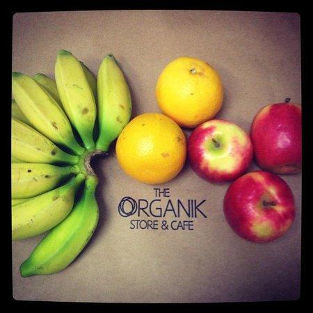 The Organik Store & Cafe: Yummy Fruit