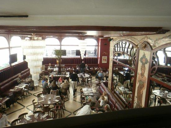 "Brasserie de Flore: salle ""brasserie"""