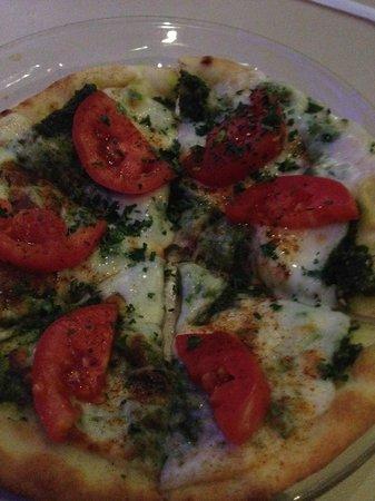 Lulu's on Main: Mini Pizza