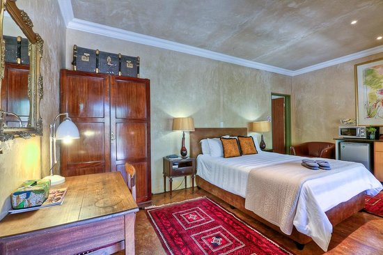 Hands On Retreat Craighall : Guest Room