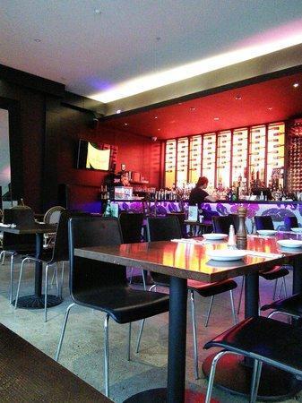 Bolero Tapas Bar & Restaurant: Il locale interno