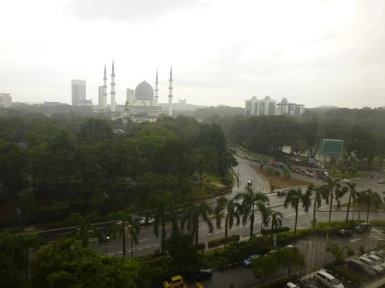Concorde Hotel Shah Alam: View from our room