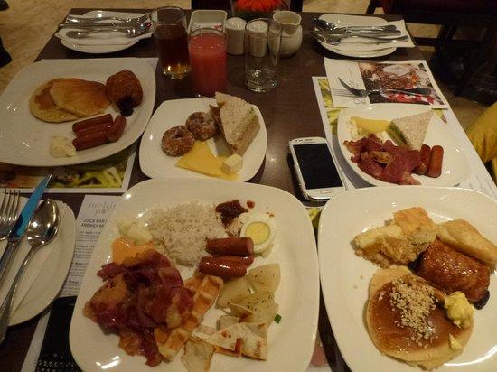 Concorde Hotel Shah Alam: Breakfast