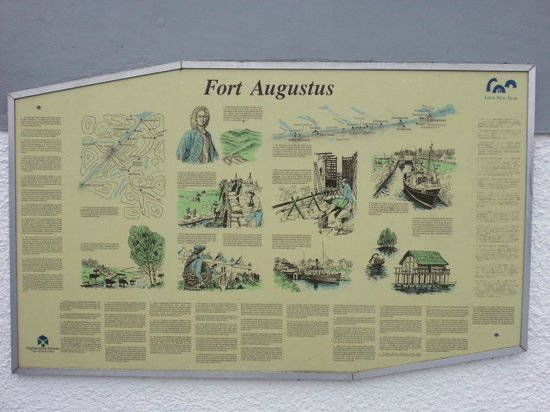 Fort Augustus: A History and Description of the Town