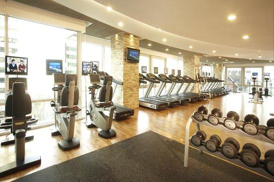 Novotel Ambassador Seoul Gangnam: Inbalance Wellness - Fitness Club