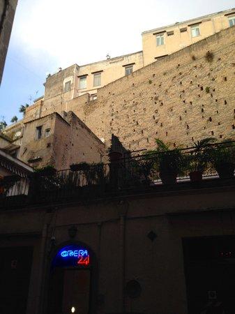 Hotel Correra 241: Correra wall