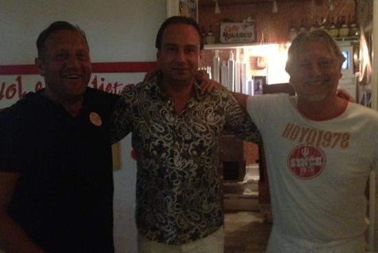 Mediterraneo Ristorante : best crew !!!