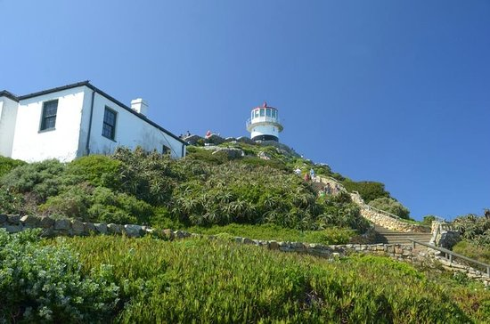 Cape of Good Hope: light house