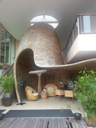 The Westin Siray Bay Resort & Spa Phuket : Westin Heavenly Spa entrance