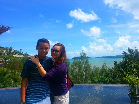 The Westin Siray Bay Resort & Spa Phuket: At the lobby area