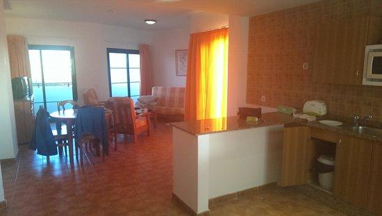 Aparthotel Lanzarote Paradise : Apartments in Las Calinas