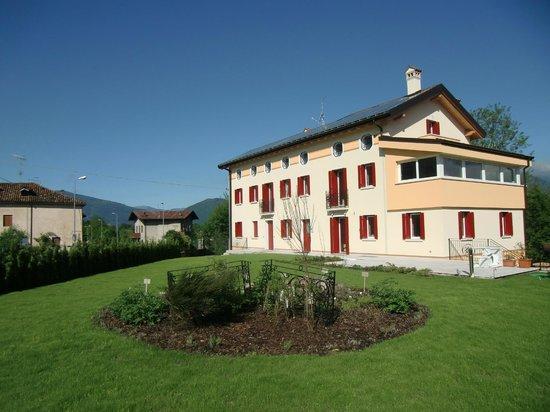 Vista di Casa Novecento