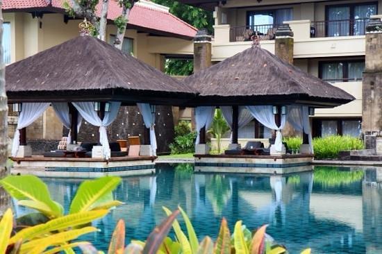 INTERCONTINENTAL Bali Resort: Club Pool