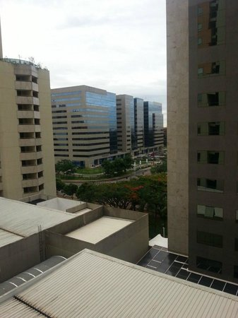 Melia Brasil 21: View from room