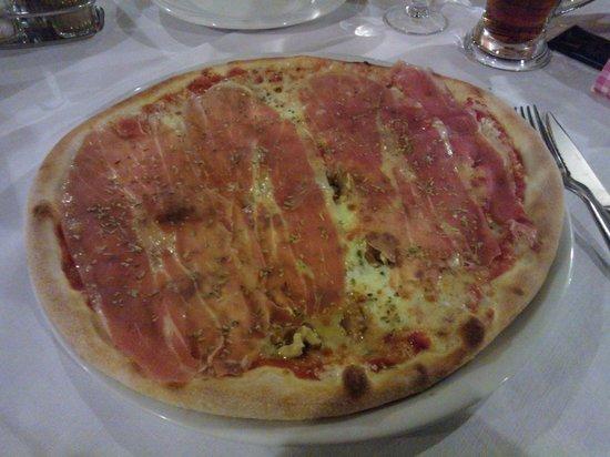 Vecchia Fattoria: pizza