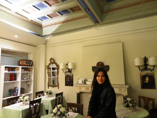 Residenza Castiglioni : зал для завтраков