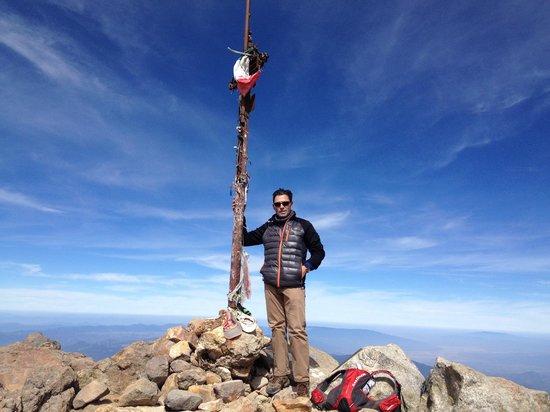 Nevado de Colima Tours: La Cima Del Nevado