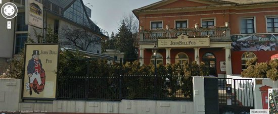 Vighajos John Bull Pub