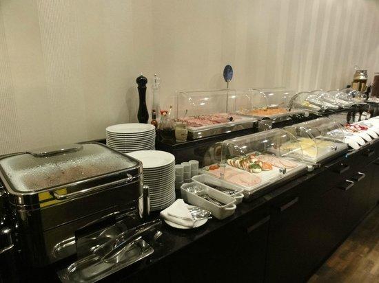 Hotel Favor: Buffet du matin