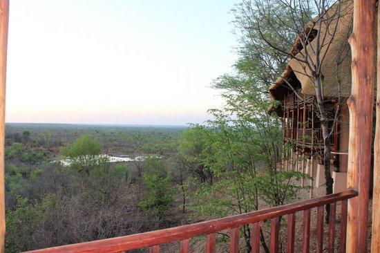 Victoria Falls Safari Lodge: View