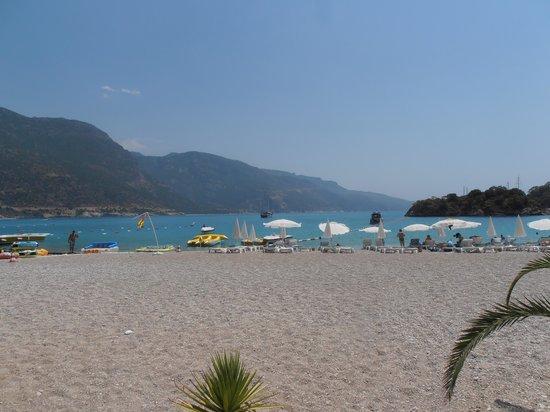 Dorian Hotel: Beach