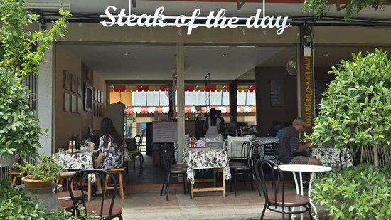 สเต็ก ออฟ เดอะ เดย์: STEAK of the Day
