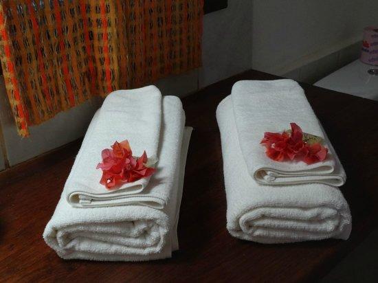 Suarez Hotel : chambre