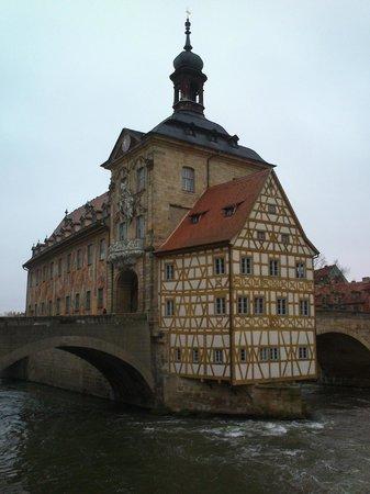 Altes Rathaus : facciata frontale