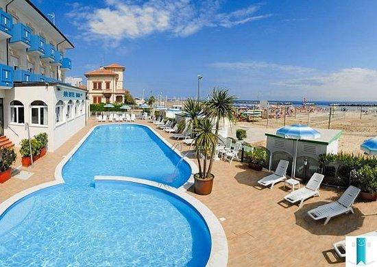 Hotel Diana Viserbella Rimini Vacanza Holiday Urlaub Picture Of Hotel Diana Viserbella
