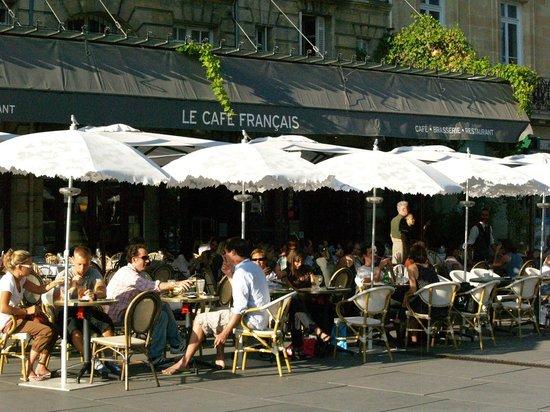 Le Cafe Francais Bordeaux Restaurant Reviews Phone