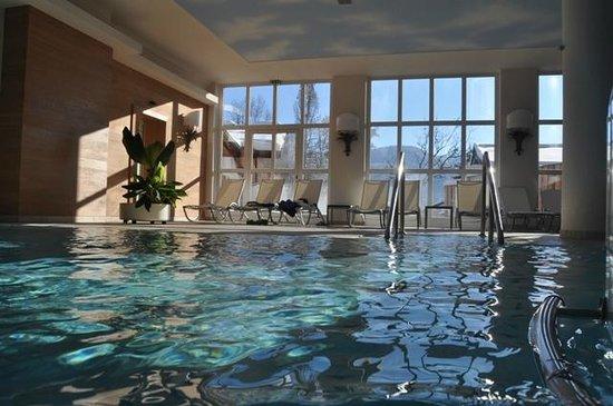 Hotel Unterwirt : Poolbereich