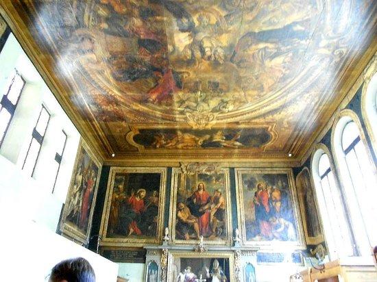 Musée de l'Hôtel-Dieu : Les tableaux