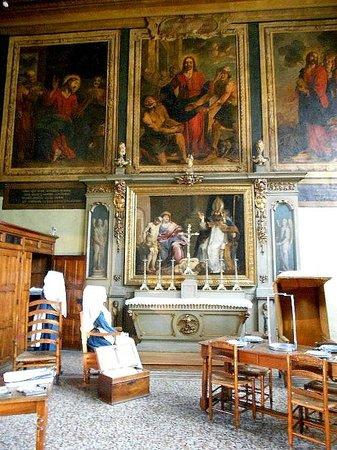 Musée de l'Hôtel-Dieu : .