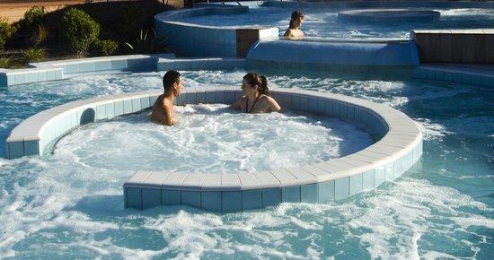 Clear Ridge Apartments : Hanmer Thermal Pools