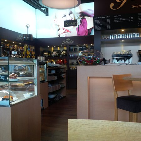 Gottlieber: Café